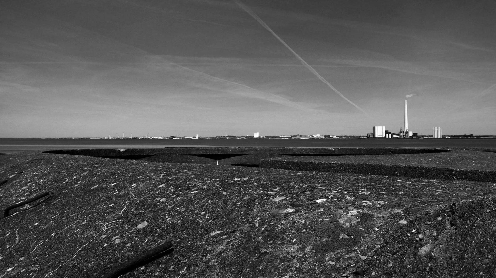 Esbjerg Havn i Atlantvolden